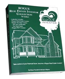 Rogue Real Estate Investor Collection Book