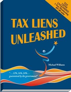 tax liens book cover